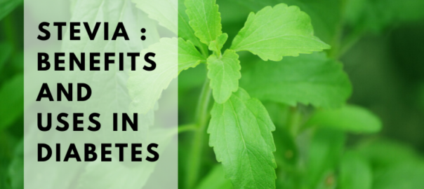 Stevia Benefits & Uses in Diabetes